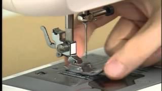 Инструкция электромеханические швейные машины Brother(Начало работы с швейной машинкой. Швейный советник - http://sewingadvisor.ru/, 2015-07-28T13:28:22.000Z)
