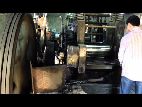 Bosphorus Factory - Cymbal Press