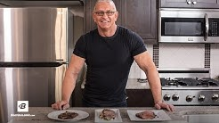 Chef Robert Irvine's Healthy Steak Recipes 3 Ways