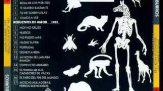 Los Burros - Hoy no Cruzo (Instrumental)