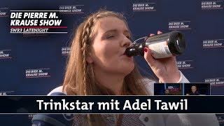 Trinkstar mit Adel Tawil