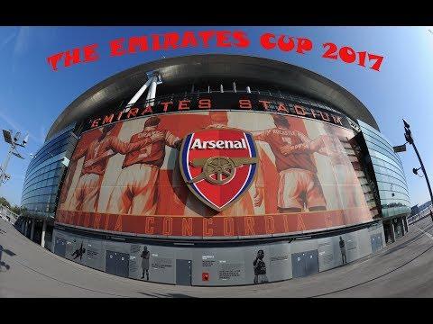 THE EMIRATES STADIUM | THE EMIRATES CUP - DAY 2