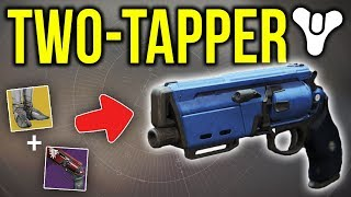 THE TWO-TAP COMBO ABSOLUTELY DESTROYS!! (Destiny 2)