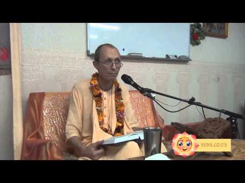Бхагавад Гита 11.55 - Бхакти Ананта Кришна Госвами