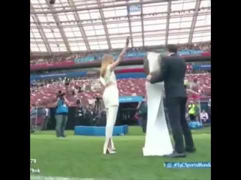 Главный приз чемпионата мира в России