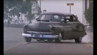 Inseguimento car chase - Cobra 1986