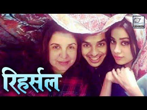 Farah Khan To Choreograph The 'Sairat' Song Zingaat For 'Dhadak'