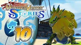 Monster Hunter Stories ITA Parte 10 Il Diluvio