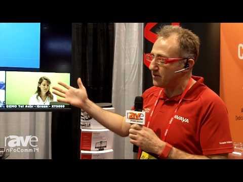 InfoComm 2014: Avaya Demonstrates Scopia Videoconferencing Infrastructure on Multiple Devices