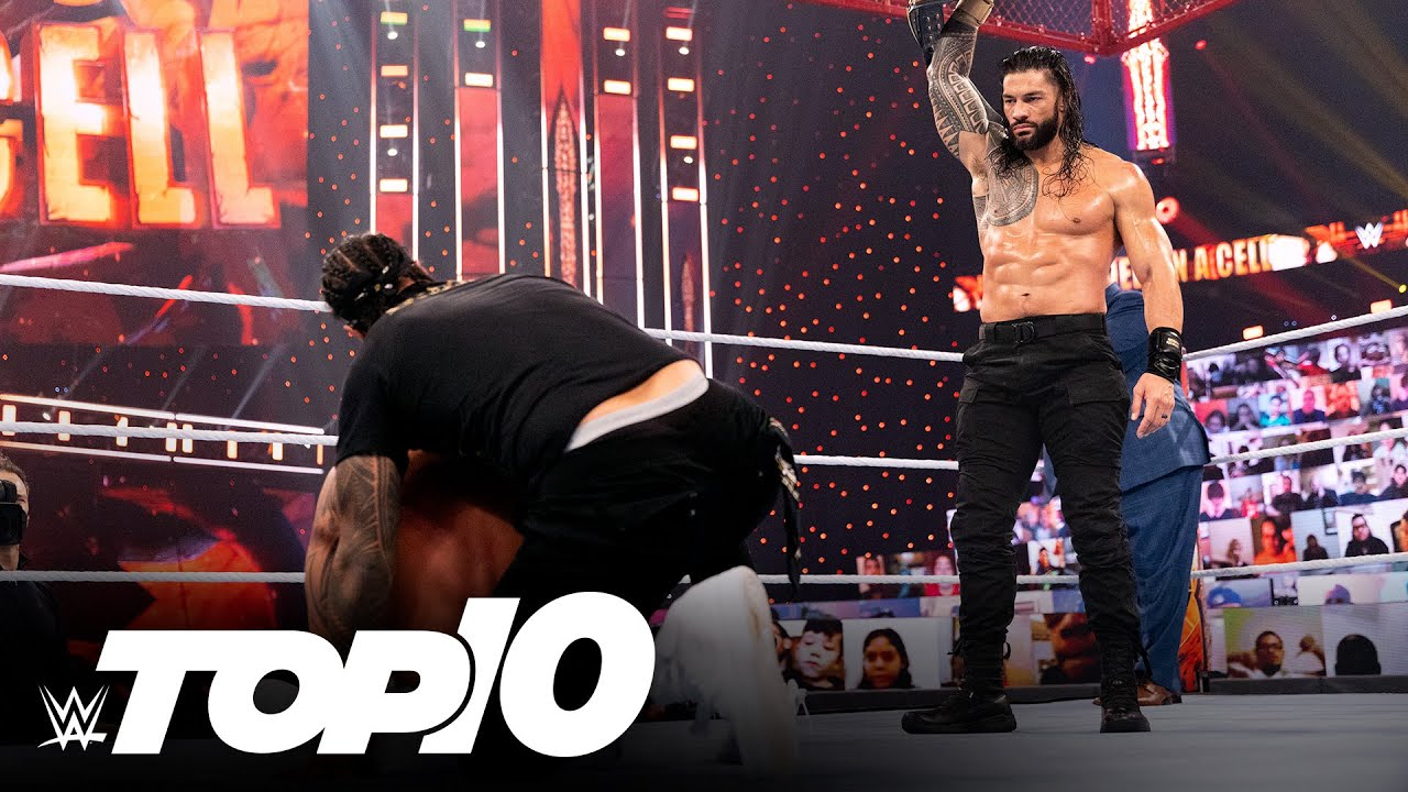 Hell in a Cell 2020 moments: WWE Top 10, June 20, 2021