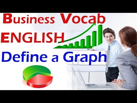 How to Define a Graph in Business English Vocabulary IELTS Test Presentation Demo Class in Urdu Hind