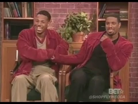 Shawn & Marlon On Jerry Springer (Part 1) - The Wayans Bros