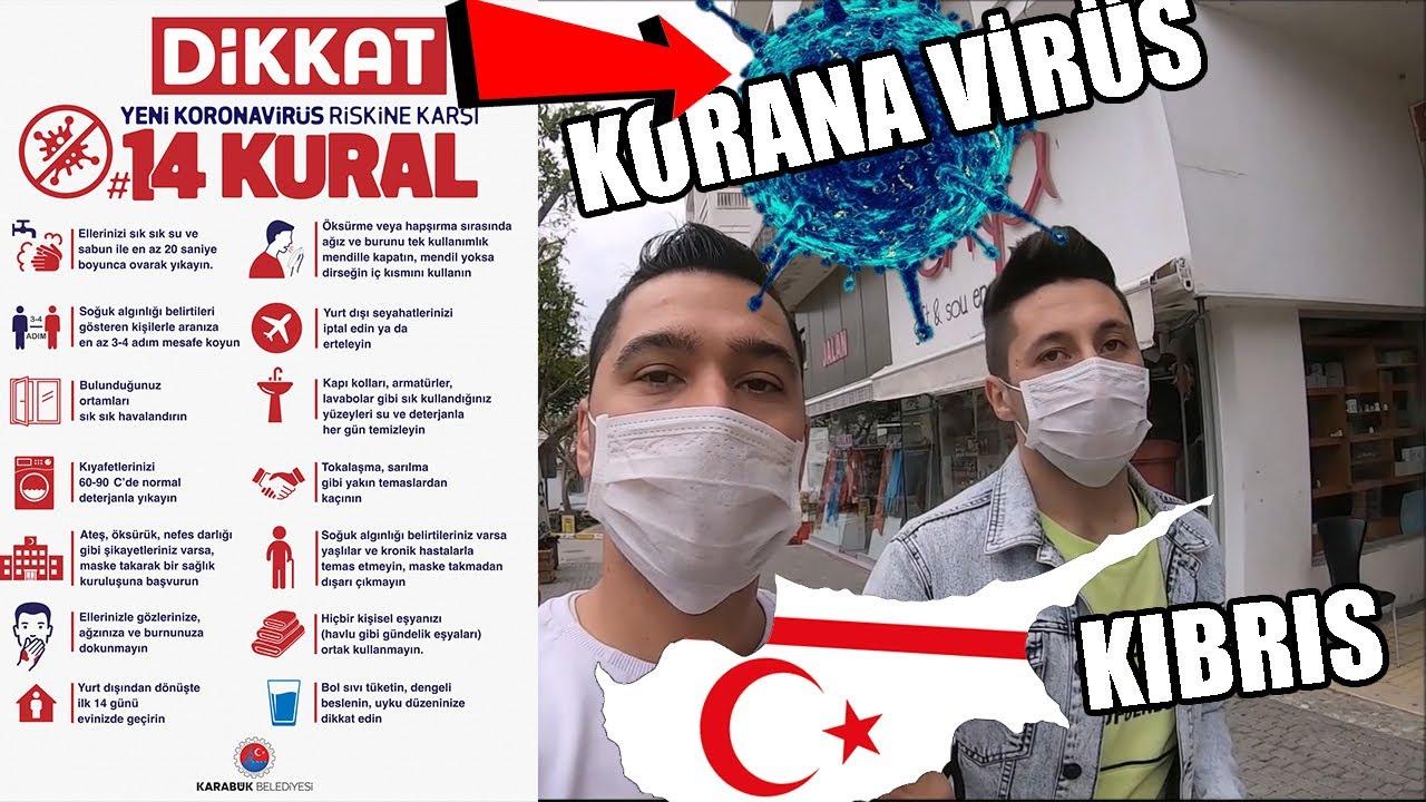 Kıbırs'ta En Son Durum Ne? Corona Virüs nedir? Şimdi Ne Olacak?
