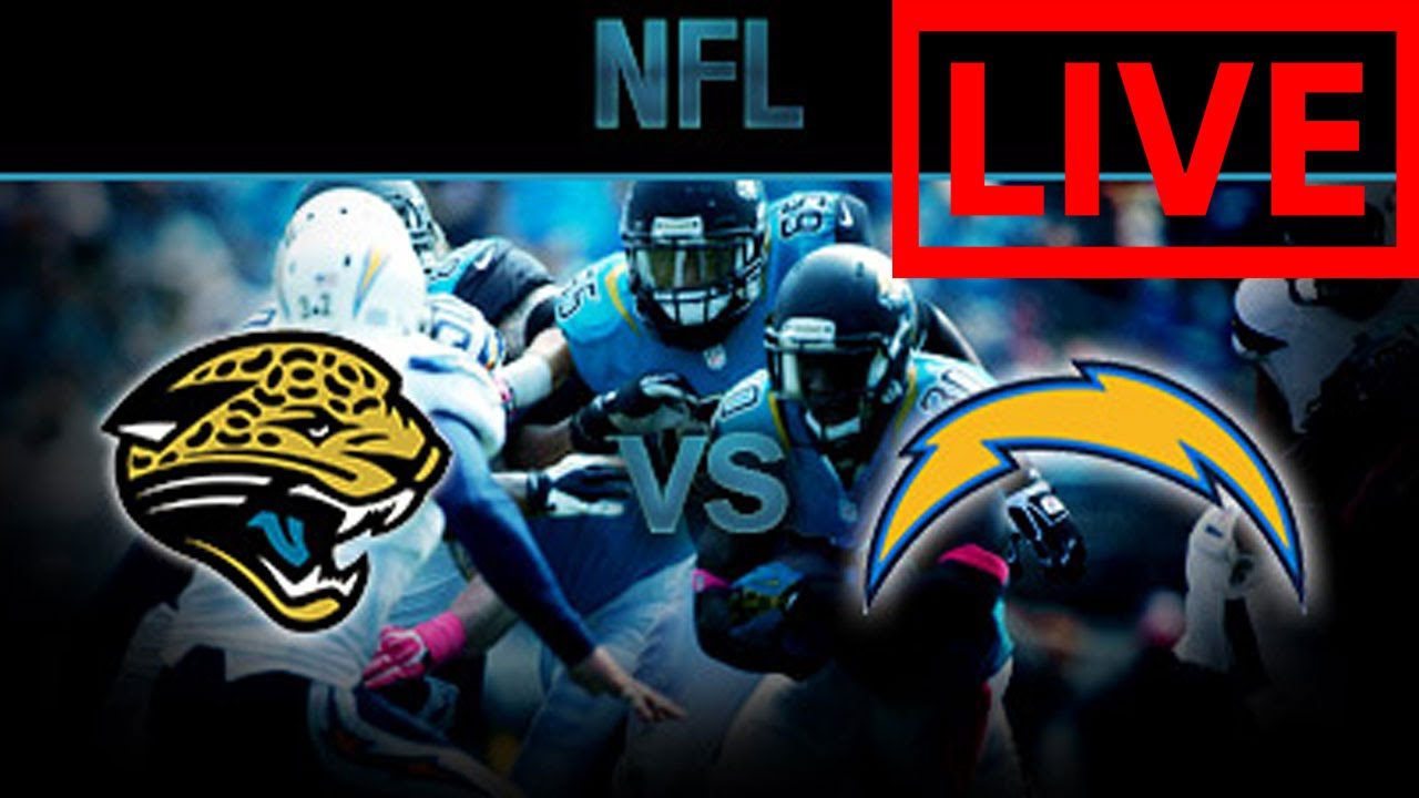 chargers vs jaguars live stream - youtube