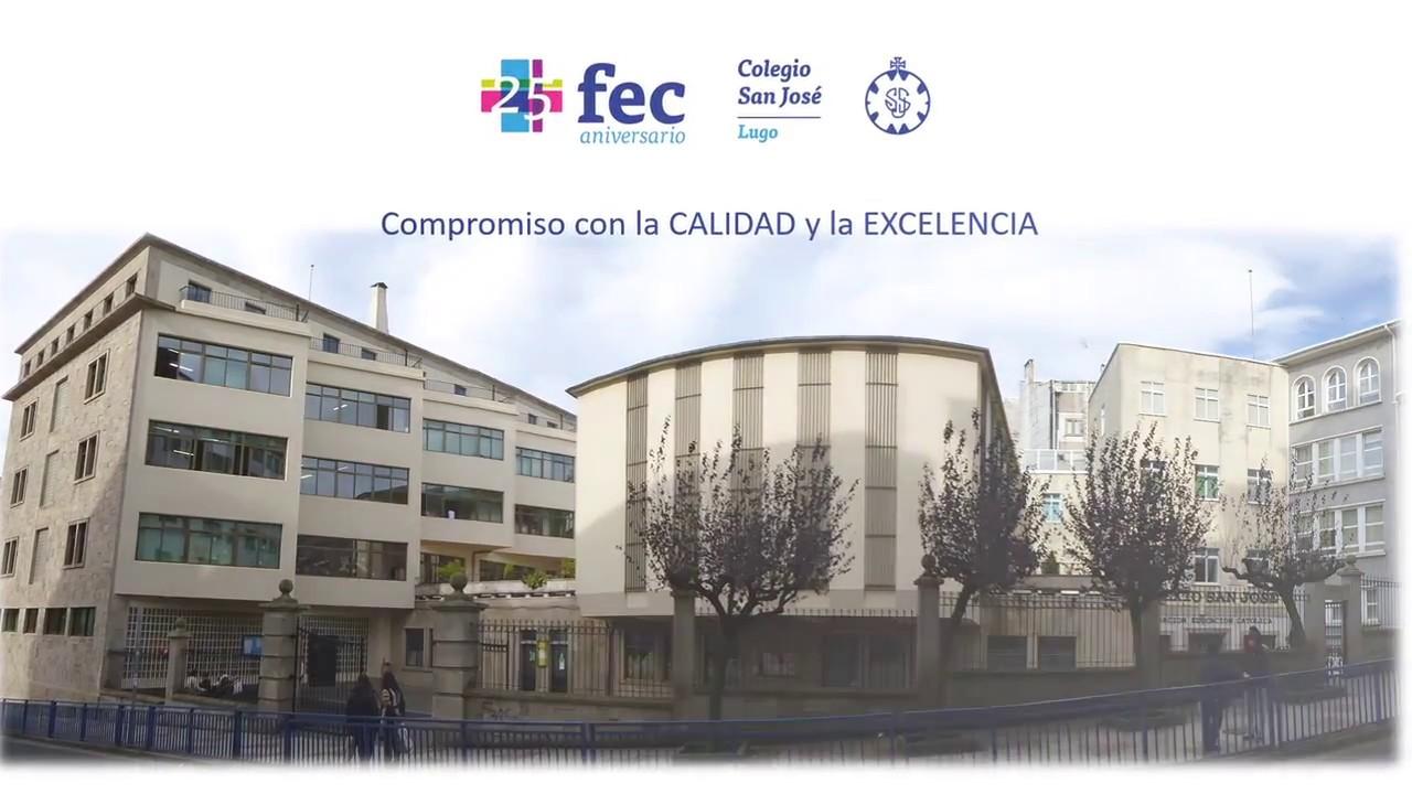 High Quality Presentaci N Colegio San Jos Lugo Youtube Colegio De Arquitectos Lugo