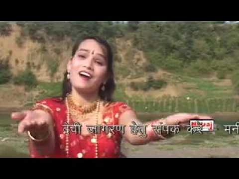 Sharda Maiya Ka Darbaar Angna Padharo...