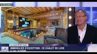 Chalet de luxe à Val d'Isère