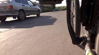 Камера для велосипеда на китайском штативе(Лучше такое крепление: https://goo.gl/oDrXPi ➤ Скидки до 20% при заказах в Интернет магазинах: https://goo.gl/l7JOZI На GearBest:..., 2014-05-19T07:46:40.000Z)