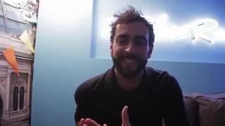 Marco Mengoni presenta Sai Che, dietro le quinte della Blue Room