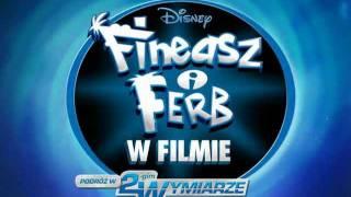 Fineasz i Ferb w FILMIE: Podróż w drugim wymiarze! 5 listopada w Disney Channel!