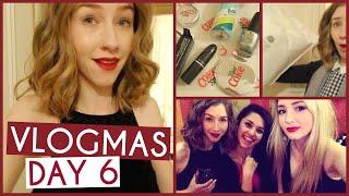 Lushies Christmas Party! • VLOGMAS {DAY 6} Thumbnail