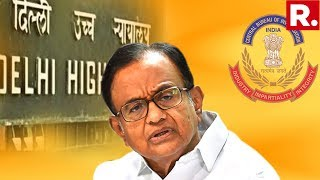 Massive Trouble For P Chidambaram, Agencies Issue Lookout Circular | #ChidambaramMissing