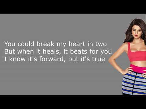 Back To You - Salena Gomez  by dope