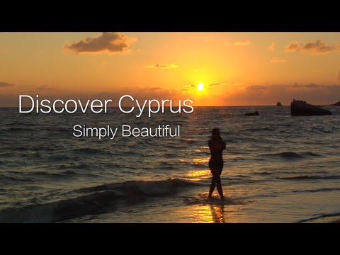 Discover Cyprus - Simply Beautiful. Music by Jean-Paul Sacy