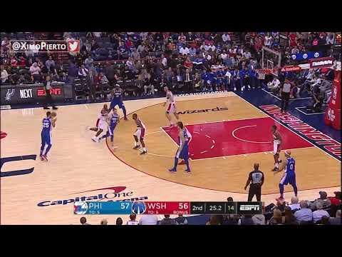 76ers vs Wizards Full Game Highlights!! Ben Simmons & Markelle Fultz Make Regular Season Debuts!