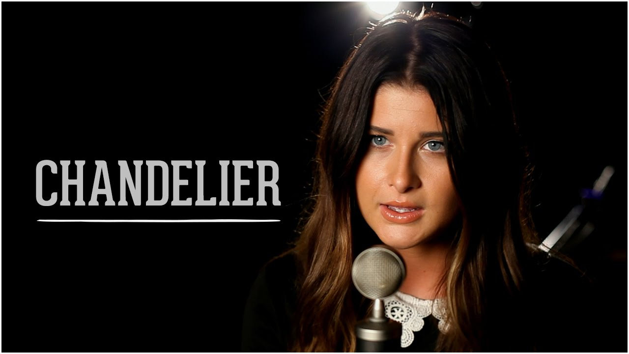 Chandelier - Sia (Savannah Outen Piano Cover) - YouTube