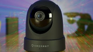 Amcrest 4MP Indoor PTZ Security Camera Review