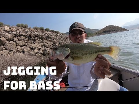 Deer creek bass fishing: catching tons of bass with one lure!