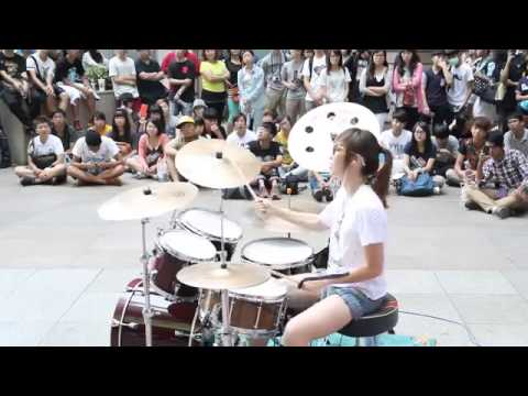 Gentleman Psy - Drums (cover) Mp3