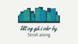 Ut og gå i vår by | Stroll Along | Bb instrument