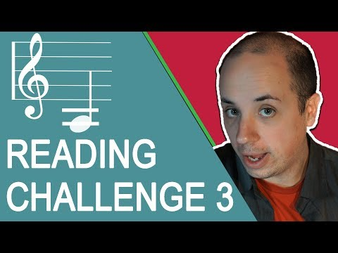 Reading Notes on Ledger Lines: Music Note Reading Challenge 3