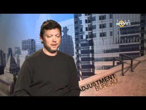 STAR Movies VIP Access: The Adjustment Bureau - George Nolfi (Part 1/2)