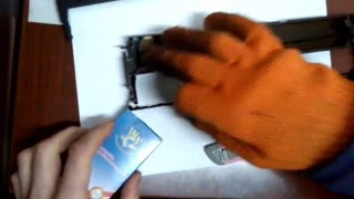 Заправка картриджа на матричный принтер Epson LX-300 (Замена красящей ленты)(, 2016-02-19T16:48:59.000Z)