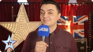 What does a BGT contestant dunk in their tea? | Britain