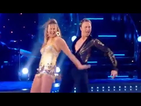 Penny & Ian's Samba  Strictly Come Dancing  BBC