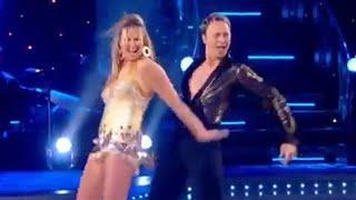Penny & Ian's Samba - Strictly Come Dancing - BBC