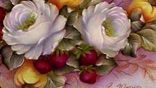 Luis Moreira – Rosas e morangos no tecido