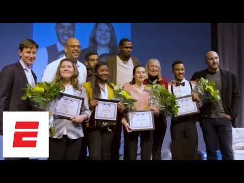 Kevin Durant surprised these Bay Area kids by paying for their first year of college | ESPN