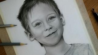 Speed drawing: Denijs / Uzkapajam 📽🐻