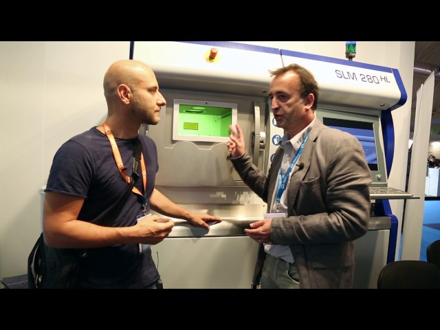 Interview with Francesc Astort | Stratasys |  IN(3D)USTRY 2016