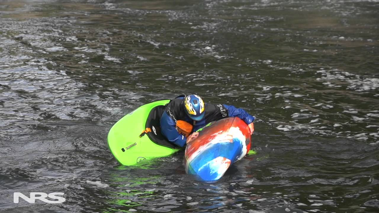 how to make your whitewater kayak lighter
