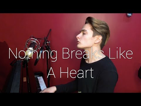 Nothing Breaks Like A Heart - Mark Ronson FT. Miley Cyrus (Cover By Ian Grey)