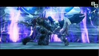 Darksiders 2 PC Gameplay #2 Fight With War On GT540M (HD 720p)