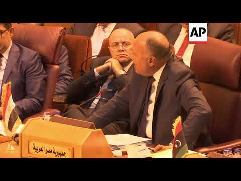 Row between diplomats from Qatar and four Arab nations