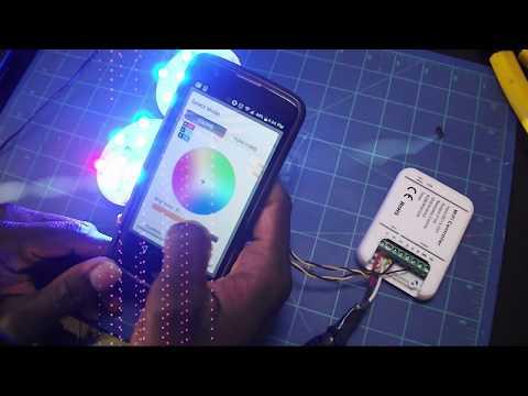 LED Reef light Diy  build  :  part 2