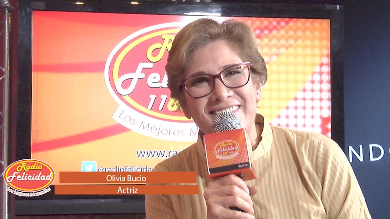 Disfruta La Entrevista A Olivia Bucio Con Gustavo Alvite Radio